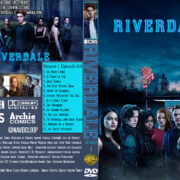 Riverdale Season 1 (2016) R1 Custom DVD Covers