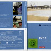 Boy A (2007) R2 German Retail Cover & label