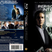 Person of Interest – Staffel 01 (2012) R2 German Blu-Ray Cover