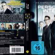 Person of Interest – Staffel 02 (2012) R2 German Blu-Ray Covers