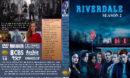 Riverdale: Season 2 (2017) R0 Custom DVD Covers