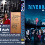Riverdale: Season 2 (2017) R0 Custom DVD Covers