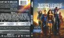 Justice League (2018) R1 UHD 4K Cover & Labels