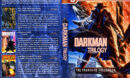 Darkman Trilogy: The Franchise Collection (1990-1996) R1 Custom DVD Cover