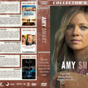 Amy Smart - Set 5 (2014-2015) R1 Custom DVD Covers