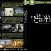 The Human Centipede: The Complete Sequence (2009-2015) R1 Custom DVD Cover