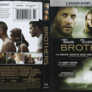 Brothers (2009) R1 Blu-Ray Cover & Label