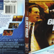 Glory Road (2006) R1 Blu-Ray Cover & Label
