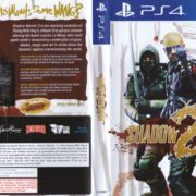Shadow Warrior 2 (2017) Region All PS4 Cover & Label