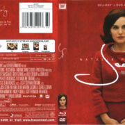 Jackie (2016) R1 Blu-Ray Cover & Labels