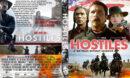 Hostiles (2018) R1 Custom DVD Cover