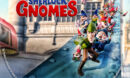 Sherlock Gnomes (2018) R1 Custom DVD Label