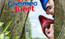 Gnomeo & Juliet (2011) R1 Custom DVD Label