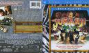 Jumanji (1995) R1 Blu-Ray Cover & Labels