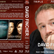 David Fincher Director's Collection (1995-2008) R1 Custom Blu-Ray Cover