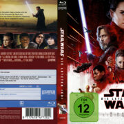 Star Wars – Die letzten Jedi (2018) R2 German Custom Blu-Ray Covers & Labels
