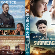 Submergence (2017) R1 Custom DVD Cover