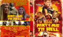Party Bus To Hell (2017) R1 Custom DVD Cover