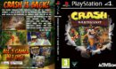 Crash Bandicoot N-Sane Trilogy PS4 Cover (PS1 Style)