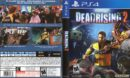 Dead Rising 2 (2016) NTSC PS4 Cover & Label