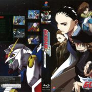 Gundam Wing Collection 1 (1995) R1 Blu-Ray Cover