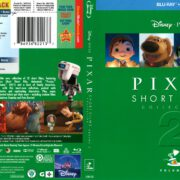 Pixar Short Films Collection Volume 2 (2012) R1 Blu-Ray Cover