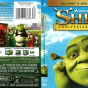 Shrek (2016) R1 Blu-Ray Cover