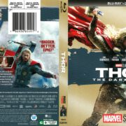 Thor: The Dark World (2017) R1 Blu-Ray Cover