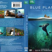 Blue Planet II (2018) R1 DVD Cover