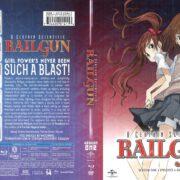 A Certain Scientific Railgun Season 1 (2009) R1 Custom DVD Cover