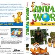 Disney's Animal World: Bears and Deer (2007) R1 DVD Cover