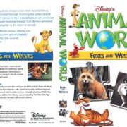 Disney's Animal World: Foxes and Wolves (2007) R1 DVD Cover
