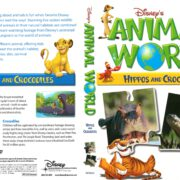 Disney's Animal World: Hippos and Crocodiles (2007) R1 DVD Cover
