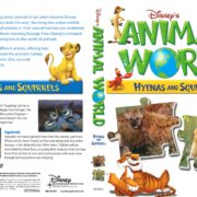 Disney's Animal World: Hyenas and Squirrels (2007) R1 DVD Cover