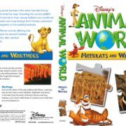 Disney's Animal World: Meerkats and Warthogs (2007) R1 DVD Cover