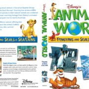 Disney's Animal World: Penguins and Seals &  Sea Lions (2007) R1 DVD Cover