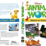 Disney's Animal World: Snakes and Frogs & Toads (2007) R1 DVD Cover