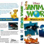 Disney's Animal World: Whales and Sharks (2007) R1 DVD Cover