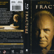 Fracture (2007) R1 Blu-Ray Cover & Label