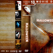 Halloween: The Complete Collection (1978-2009) R1 Custom DVD Cover