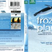 Frozen Planet (2012) R1 Blu-Ray Cover