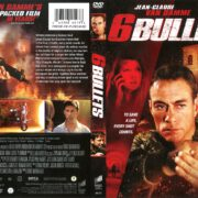 6 Bullets (2012) R1 DVD Cover
