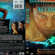 The Aviator (2004) R1 DVD Cover