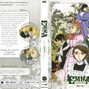 Emma Season 2 (2013) R1 DVD Cover