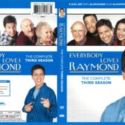Everybody Loves Raymond Season 3 (2010) R1 DVD Cover