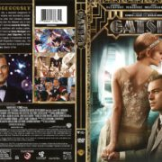 The Great Gatsby (2013) R1 DVD Cover