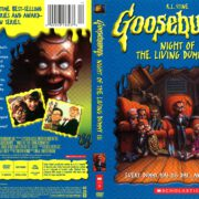 Goosebumps: Night of the Living Dummy III (2004) R1 DVD Cover