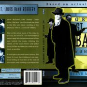 The Great St. Louis Bank Robbery (2004) R1 DVD Cover