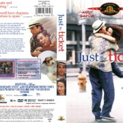 Just the Ticket (1998) R1 DVD Cover