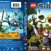 LEGO Legends of Chima Quest for the Legend Beasts Season 2 Part 1 (2015) R1 DVD Cover